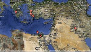 Les_7_merveilles_du_monde_antique-google map