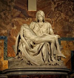 Michelangelo's_Pieta_1500